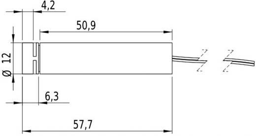 Lasermodul Linie Grün 5 mW Laserfuchs LFL532-5-3(12x60)