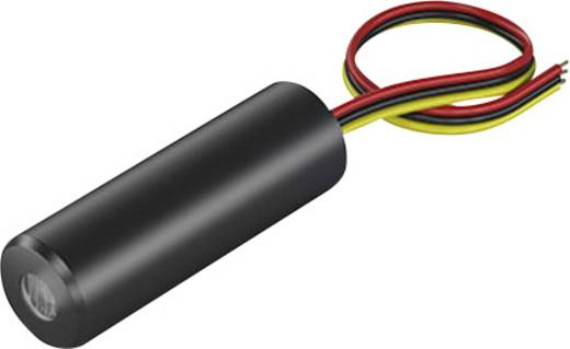 Lasermodul Linie Rot 16 mW Picotronic MLH650-16-5(16x45)