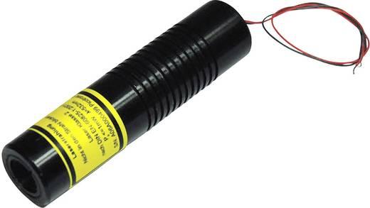 Lasermodul Linie Grün 5 mW Picotronic LD532-5-3(20x80)45-PL