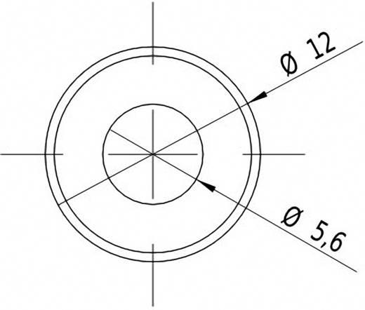 Lasermodul Linie Rot 5 mW Picotronic LD650-5-3(12x32)45