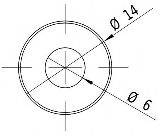 Lasermodul Linie Rot 16 mW Picotronic LC650-16-3-F(14x55)30