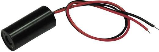 Lasermodul Punkt Rot 1 mW Picotronic DD635-1-5(12x25)15mmat1000mm