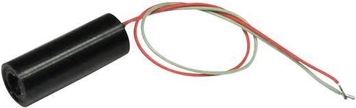 Lasermodul Punkt Rot 0.3 mW Picotronic DI650-0.3-5(8x21)-F100