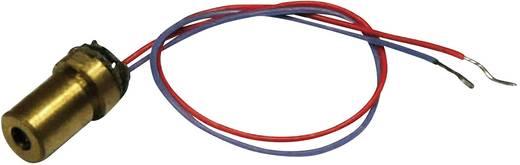 Lasermodul Punkt Rot 1 mW Picotronic DG650-1-5(7x14)-F35