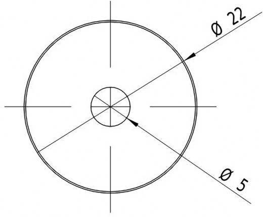 Lasermodul Linie Grün 5 mW Picotronic LE532-5-3-F-S(22x130)90