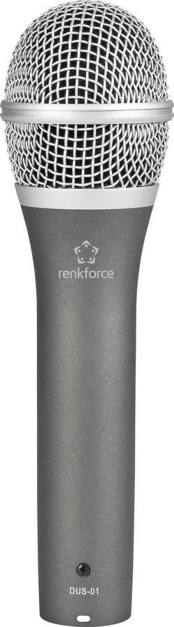 USB mikrofon Renkforce DUS-01