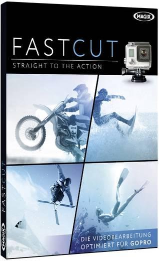 Magix FastCut Vollversion, 1 Lizenz Videobearbeitung