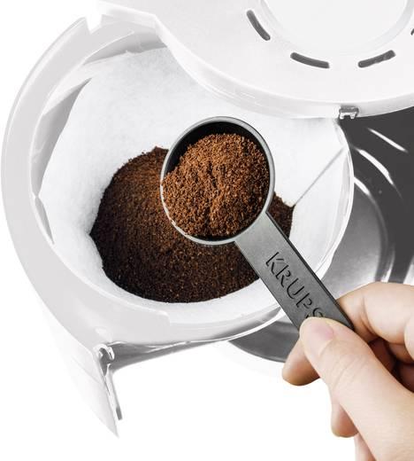 Kaffeemaschine Krups ProAroma Weiß Fassungsvermögen Tassen=15