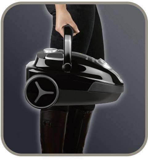Staubsauger mit Beutel Rowenta Compacteo Ergo Eco 750 W Energieeffizienzklasse A Schwarz/Silber