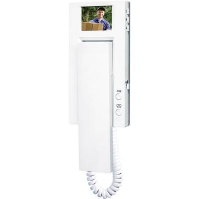 Smartwares VD60 SW Video-Türsprechanlage Kabelgebunden Inneneinheit Weiß Preisvergleich