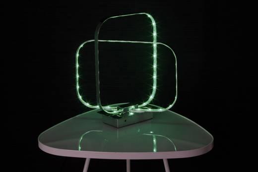LED-Tischlampe 12 W Brilliant Adriana G92970/15 Chrom