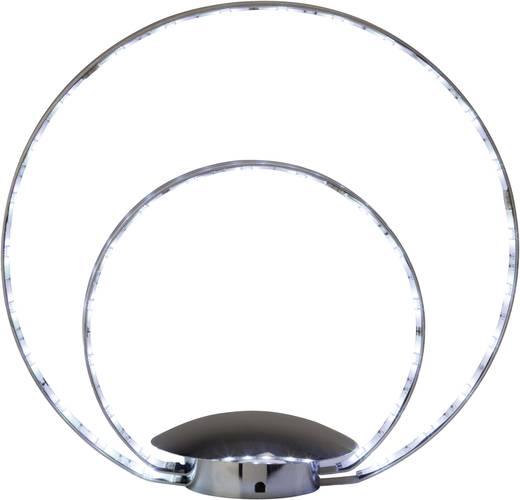 LED-Tischlampe 11 W Brilliant Melina G92949/15 Chrom