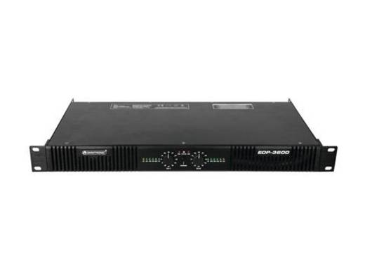 PA Verstärker Omnitronic EDP-3600 RMS Leistung je Kanal an 4 Ohm: 1700 W