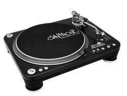 Image of DJ Plattenspieler Omnitronic DD-5220L