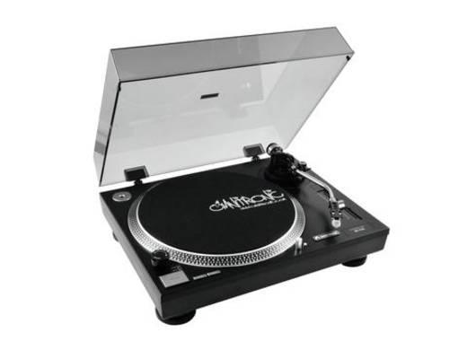 DJ Plattenspieler Omnitronic BD-1520