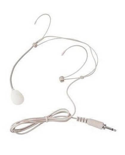 Headset Sprach-Mikrofon Omnitronic UHF-200 HS