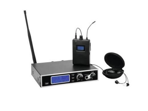 In-Ear-Monitoring Set Omnitronic IEM-1000
