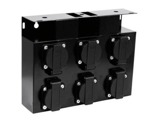 Stromverteiler 6fach Eurolite SB-6