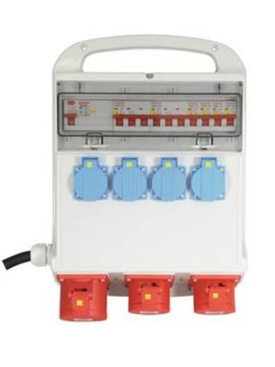 Stromverteiler 7fach Eurolite SBP-3240K