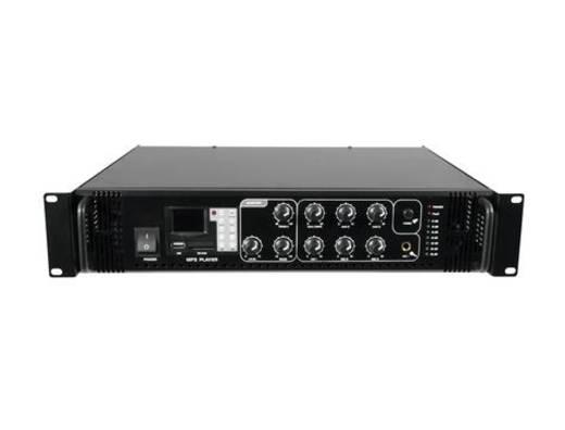ELA-Verstärker Omnitronic MP-60P