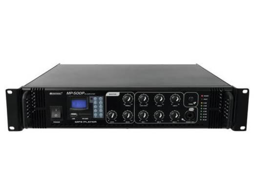 ELA-Verstärker Omnitronic MP-500P