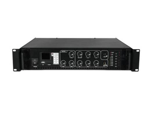 ELA-Verstärker Omnitronic MPZ-650,6P 6-Zonen