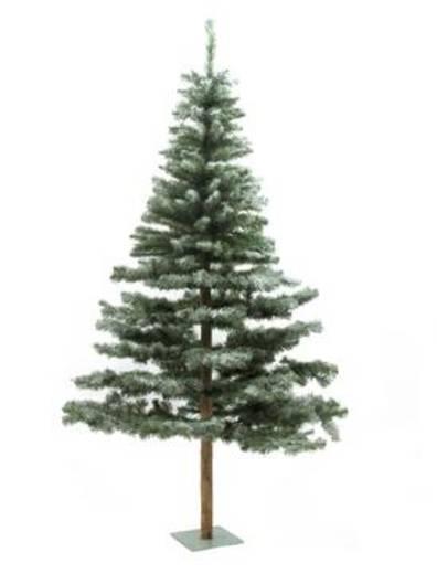 Weihnachtsbaum Tanne mit Naturstamm 180 cm Europalms 83500195 Grün