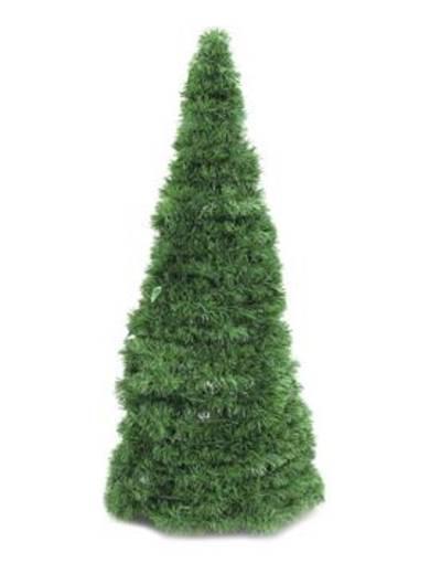 Weihnachtsbaum Tanne 150 cm Europalms 83500267 83500267 Grün