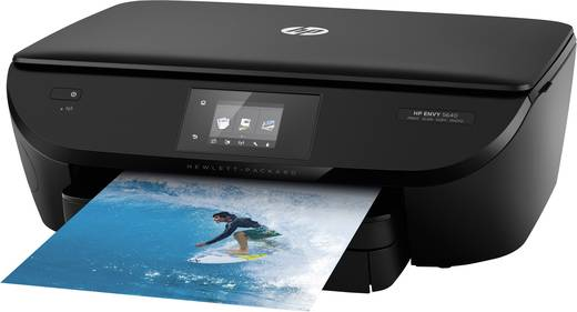 HP ENVY 5640 e-All-in-One Tintenstrahl-Multifunktionsdrucker A4 Drucker, Scanner, Kopierer WLAN