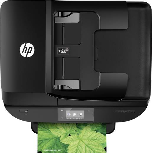 HP OfficeJet 5740 e-All-in-One Tintenstrahl-Multifunktionsdrucker A4 Drucker, Scanner, Kopierer, Fax LAN, WLAN, NFC, ADF