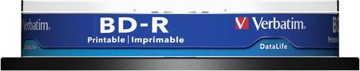 Blu-ray BD-R Rohling 25 GB Verbatim 43804 10 St. Spindel Bedruckbar