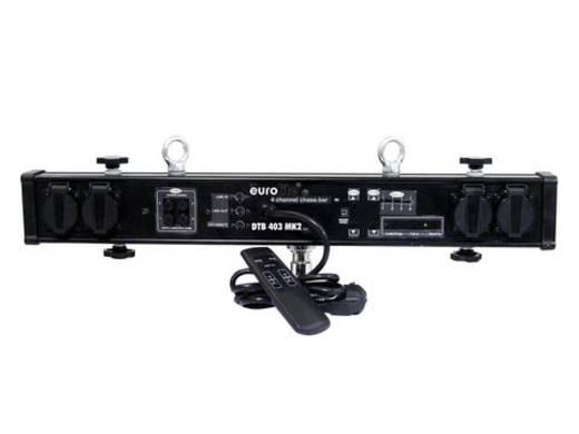DMX Dimmer Eurolite DTB-403/short MK2 4-Kanal