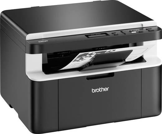 Brother DCP-1612W Monolaser-Multifunktionsdrucker A4 Drucker, Kopierer, Scanner USB, WLAN