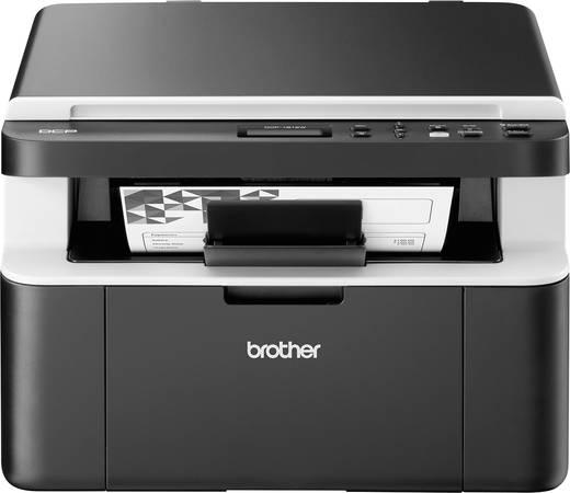 brother dcp 1612w monolaser multifunktionsdrucker a4 drucker kopierer scanner usb wlan. Black Bedroom Furniture Sets. Home Design Ideas