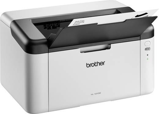 Brother HL-1210W Mono-Laserdrucker A4 20 S./min 2400 x 600 dpi USB, WLAN