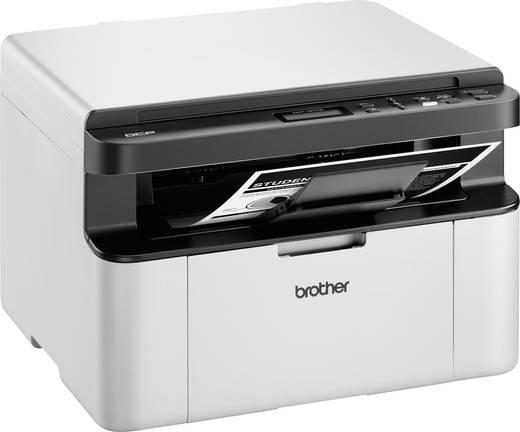 brother dcp 1610w monolaser multifunktionsdrucker a4 drucker kopierer scanner usb wlan. Black Bedroom Furniture Sets. Home Design Ideas