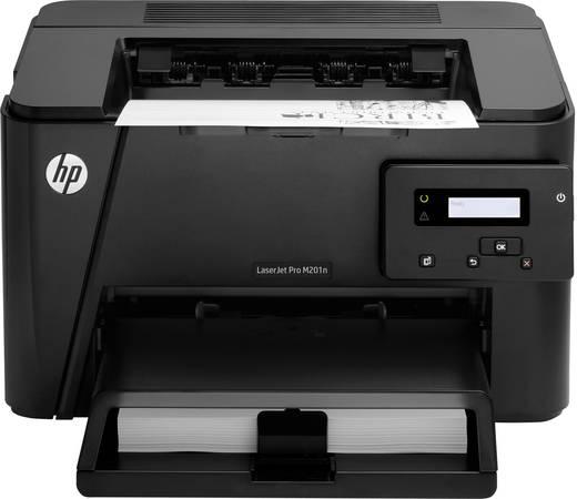 HP LaserJet Pro MFP M201n Mono-Laserdrucker A4 25 S./min 600 x 600 dpi LAN