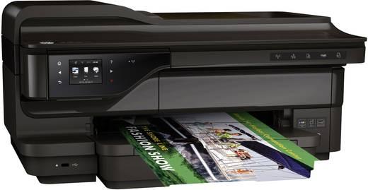 HP OfficeJet 7612 Wide Format e-All-in-One Tintenstrahl-Multifunktionsdrucker A3+ Drucker, Scanner, Kopierer, Fax