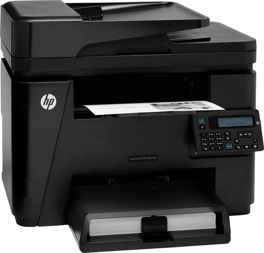 hp laserjet pro mfp m225dn monolaser multifunktionsdrucker a4 drucker scanner kopierer fax. Black Bedroom Furniture Sets. Home Design Ideas