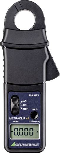 Stromzange, Hand-Multimeter digital Gossen Metrawatt METRACLIP 41 Kalibriert nach: Werksstandard (ohne Zertifikat) CAT