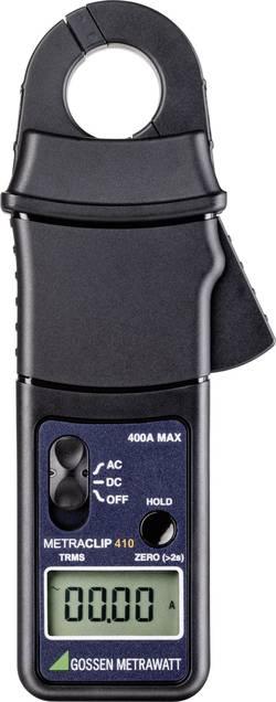 AC/DC Klešťový digitální ampérmetr GMC METRACLIP 410