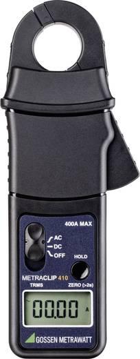 Stromzange, Hand-Multimeter digital Gossen Metrawatt METRACLIP 410 Kalibriert nach: Werksstandard (ohne Zertifikat) CAT