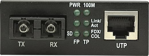 LAN, SC Duplex Netzwerk-Medienkonverter 100 MBit/s Intellinet 506502