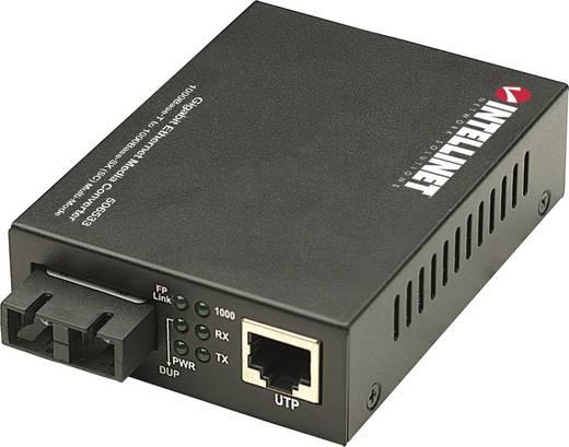 LAN, SC Duplex Netzwerk-Medienkonverter 1 Gbit/s Intellinet 506533