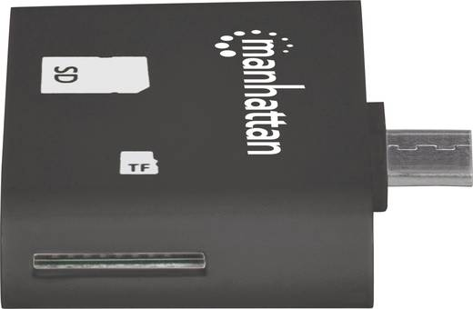 usb 2 0 adapter 1x usb 2 0 stecker micro b 1x sd karten. Black Bedroom Furniture Sets. Home Design Ideas