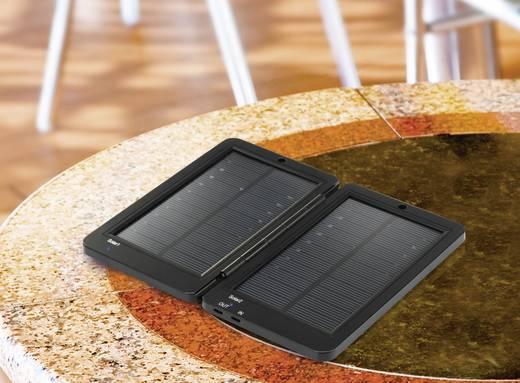 Solar-Ladegerät VOLTCRAFT SL-6 Ladestrom Solarzelle 460 mA 2.6 W