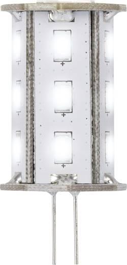 LED žárovka Renkforce 12 V, G4, 46.2 mm, 2.4 W = 20 W, studená bílá