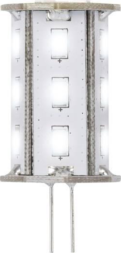 Sygonix LED G4 Stiftsockel 2.4 W = 20 W Kaltweiß (Ø x L) 22 mm x 46 mm EEK: A 1 St.