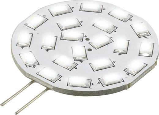 Sygonix LED G4 Stiftsockel 3 W = 30 W Warmweiß (Ø x L) 35 mm x 47 mm EEK: A 1 St.