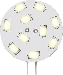 Ampoule LED G4 Sygonix LN-04-10ES-S-30D-WW-00 à broches 1.5 W=15 W blanc chaud (Ø x L) 30 mm x 36 mm EEC: classe A 1